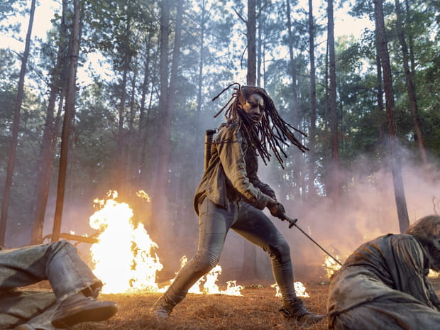 Les photos de la saison 10de The Walking Dead