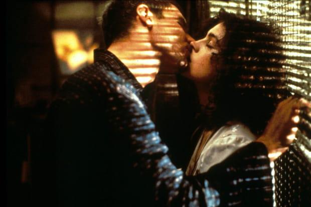 "Harrison Ford et Sean Young dans ""Blade Runner"""