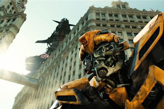 13e : Transformers3, laface cachée delalune