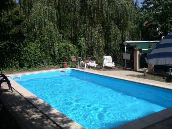 Le Val de Save  - la piscine -