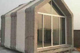 Achetez votre maison imprimée en 3D pour 4300 euros