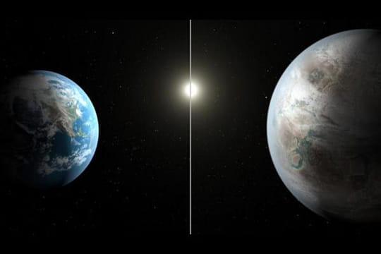 """Kepler-452b: àquoi ressemble laplanète """"habitable"""" découverte par laNasa?"""