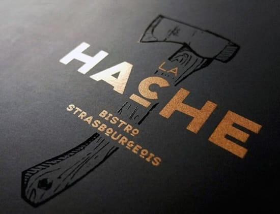 Restaurant : La Hache