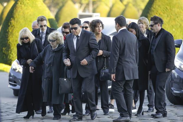 La famille bis de Charles Aznavour