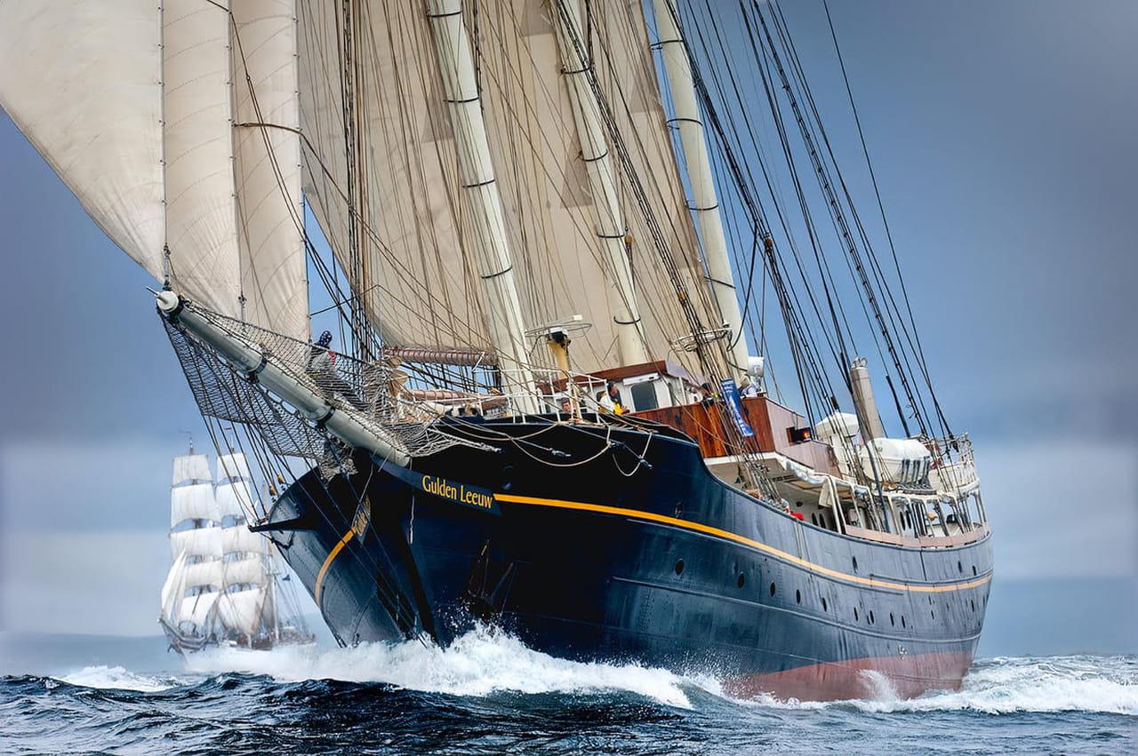 Armada de Rouen: la grande parade des voiliers ce dimanche 16juin 2019