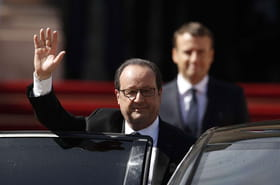 Retraite de Hollande: combien va toucher l'ex-Président?