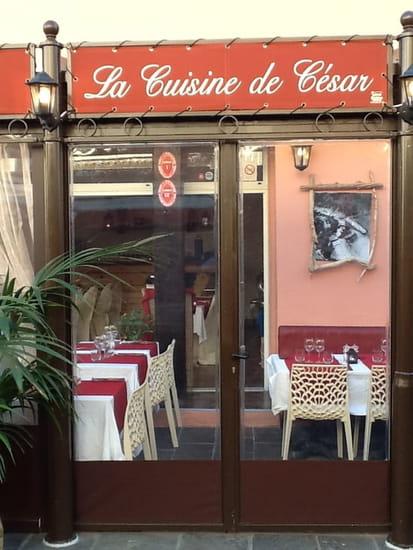 Cuisine de César  - Bienvenue -   © Cuisine de César