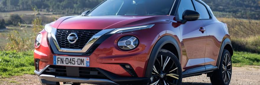 Essai Nissan Juke: le pionnier des SUV urbains remonte sur le ring