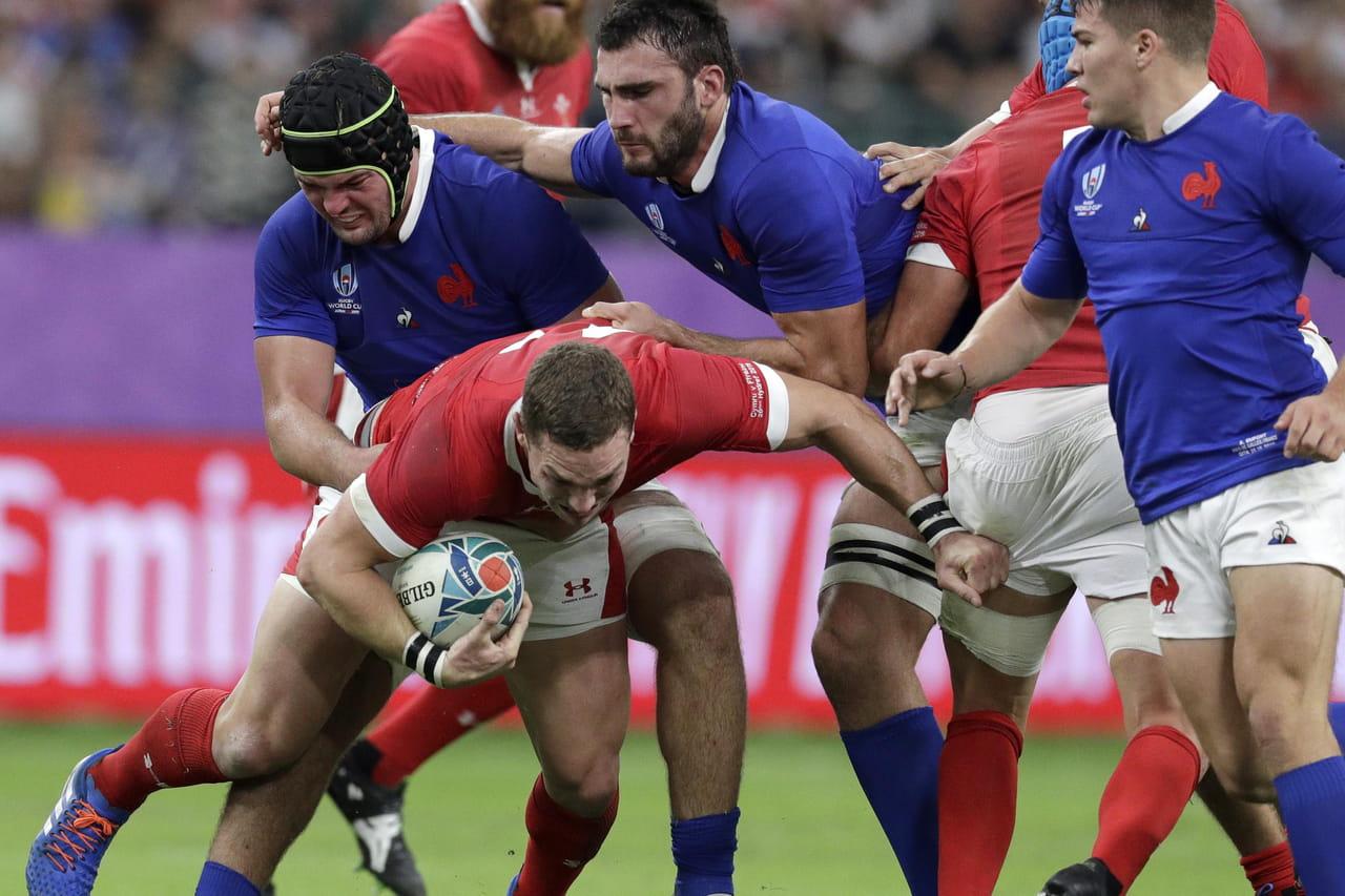 Galles - France[RUGBY]: les Bleus crucifiés par les Gallois, le résumé du match