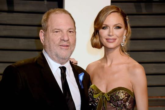 Harvey Weinstein: un divorce à 12millions de dollars?