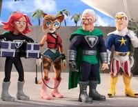 SuperMansion : En voyage à Hawaii