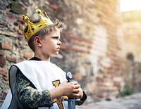 Topoï : c'est l'époque qui veut ça : Enfant roi