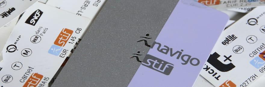 Pass Navigo: comment recharger son abonnement depuis son smartphone?