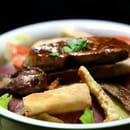 Chez Papa 10eme  - salade maman -   © cp