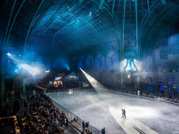 Le Grand Palais des Glaces jusqu'au 9janvier 2019