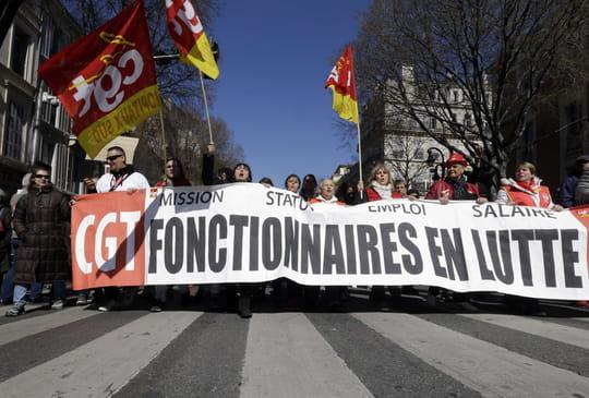 Manifestation du 22mars 2018: suivez les défilés à Paris et par ville