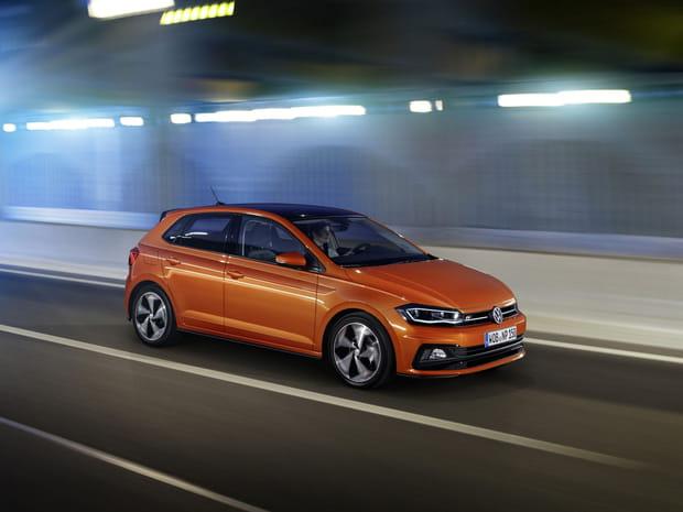 Les photos de la nouvelle Volkswagen Polo