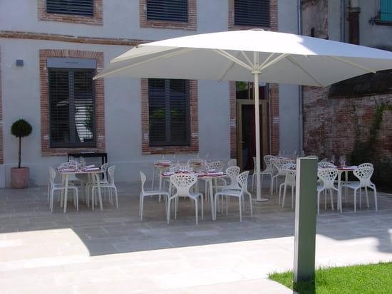 L'Armateur  - Terrasse Hôtel Armateur -   © Hôtel Armateur
