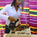 Ethiopia  - cérémonie du café -