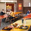 Restaurant : Le Réfectoire  - Un repas à l'intérieur -   © Le Réfectoire