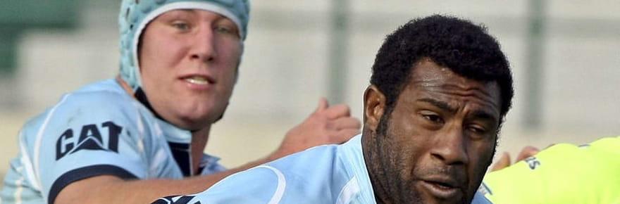 "Seru Rabeni : mort à 37 ans d'un ""grand guerrier"" fidjien"