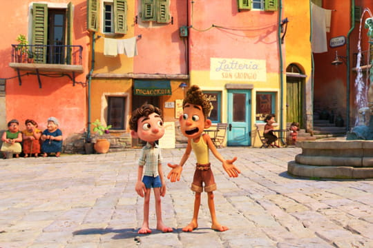 Luca: synopsis, casting, bande-annonce, streaming, Disney+, interview, DVD...