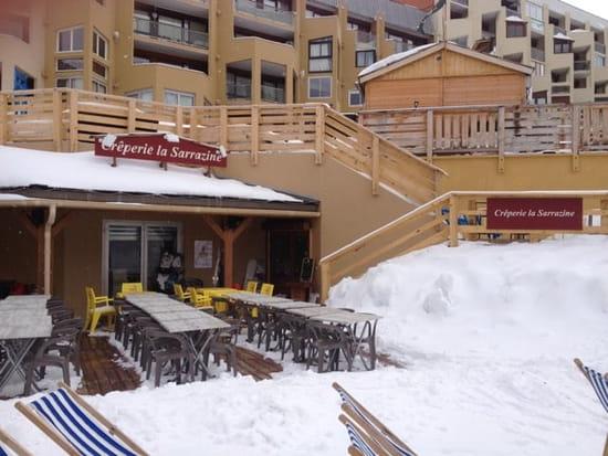 Restaurant : La Sarrazine  - Crêperie la sarrazine  -