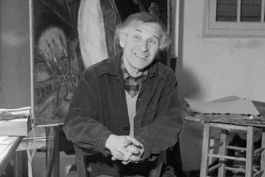 Marc Chagall: biographie du peintre, et ses œuvres atypiques