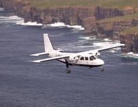 Les avions du bout du monde : Ecosse, vol au-dessus des Orcades