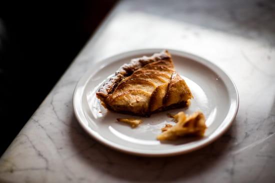 Dessert : Le Pigalle   © Benoit Linero