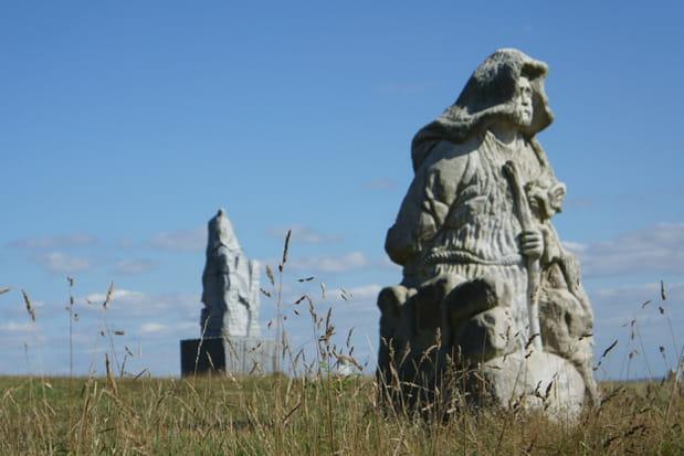 La Vallée des Saints dans les Côtes-d'Armor