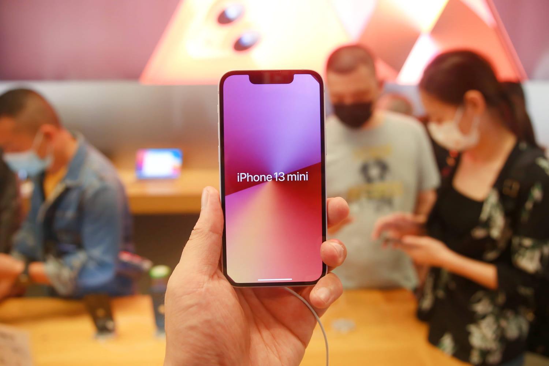 iPhone 13: les promotions SFR toujours disponibles