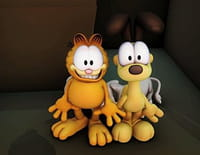 Garfield & Cie : Chat des champs