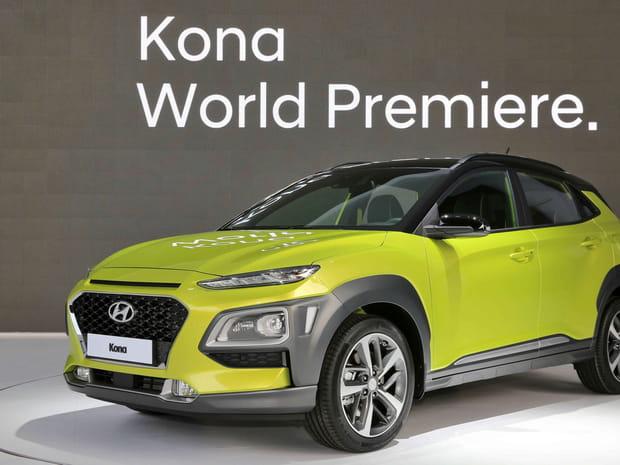 Le nouveau Hyundai Kona en images