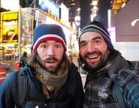 Le tour du monde en 80 jours sans un sou ! : L'Est Américain, Salt Lake City - New-York