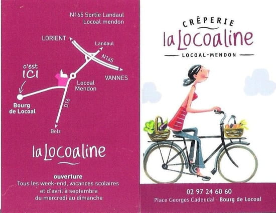 Crêperie La Locoaline