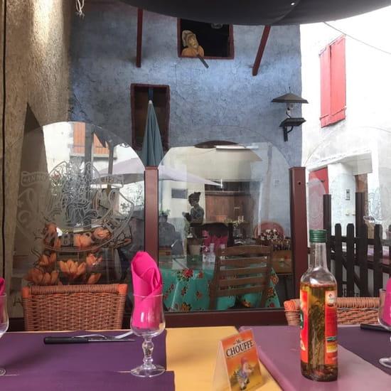 Restaurant : Pizzeria du Chateau  - Endroit charmant accueillant correct au niveau qualité prix. N'hésitez pas si vous êtes de passage dans ce village pittoresque. -