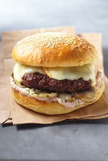King Marcel Merciere  - Le Marcel Michelin (burger français) -   © JF Mallet