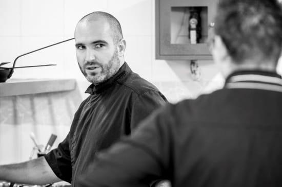 L'Echappée Belle  - Chef, Thierry Lair -   © hôtel