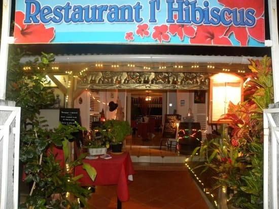 L'Hibiscus de Sainte Luce Martinique
