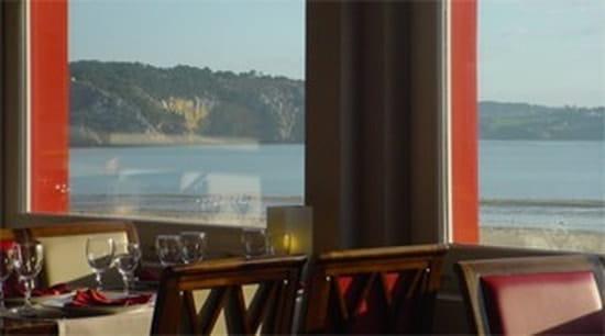 Hotel Restaurant La Plage  - Le restaurant -