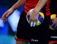 Volley-ball - France / Serbie