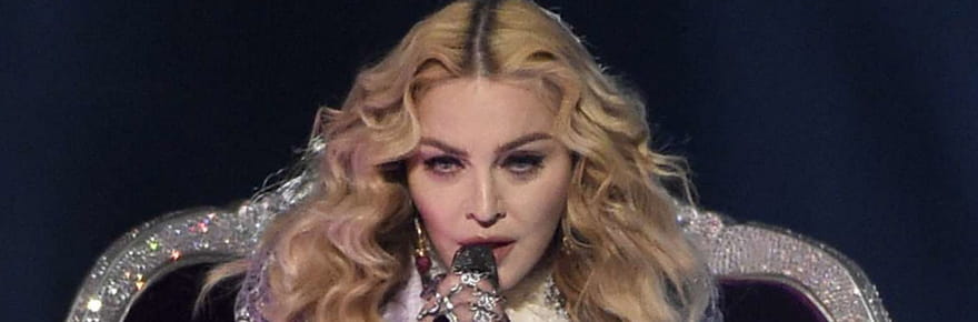Madonna : critiquée sur Prince, elle contre-attaque avec vigueur (et vulgarité)