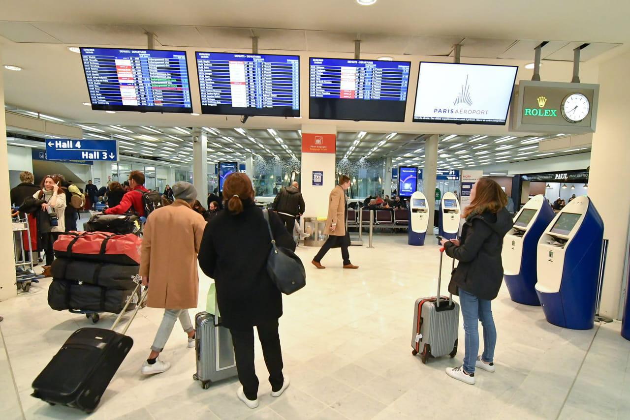 Grève contrôleurs aériens: Air France, Easyjet... quelles perturbations le 24janvier?