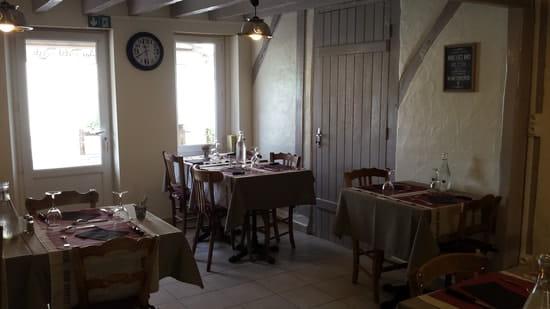 Au Petit Resto  - sallle du restaurant -   © laurent lejeune