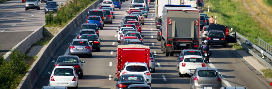 Bison Futé: du noir et du rouge pour le chassé-croisé, trafic et routes à éviter