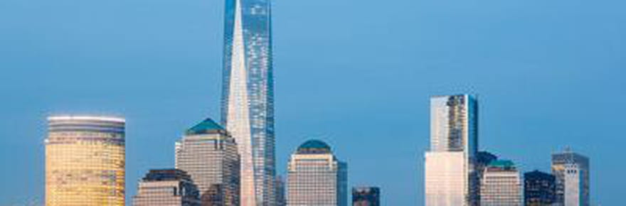 One World Trade Center, nouvel emblème des Etats-Unis