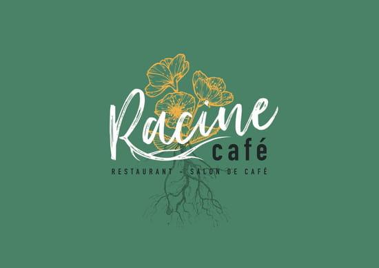 Restaurant : Racine Café  - logo -   © Racine café