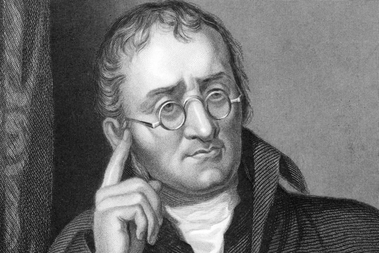 John Dalton: biographie courte du précurseur de la théorie atomique