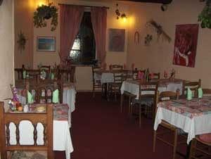 La Fine Fourchette Libanaise  - le restaurant -   © Saab